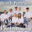 Beach Portraits M&M Photography